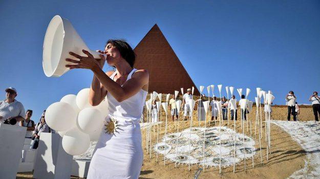 fiumara d'arte, motta d'affermo, Antonio Presti, Messina, Sicilia, Cultura
