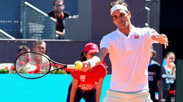 atp roma, internazionali d'italia, tennis, Roger Federer, Sicilia, Sport