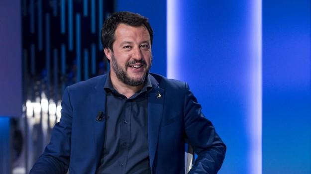 'ndrangheta, beni confiscati, ministro dell'interno, Ennio Stamile, Matteo Salvini, Catanzaro, Calabria, Politica
