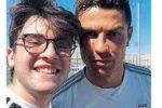 Samuele e Ronaldo