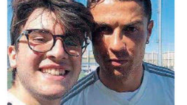 Juventus Stadium, Make a Wish Italia, oncologia, Cristiano Ronaldo, Samuele Busceti, Reggio, Calabria, Società