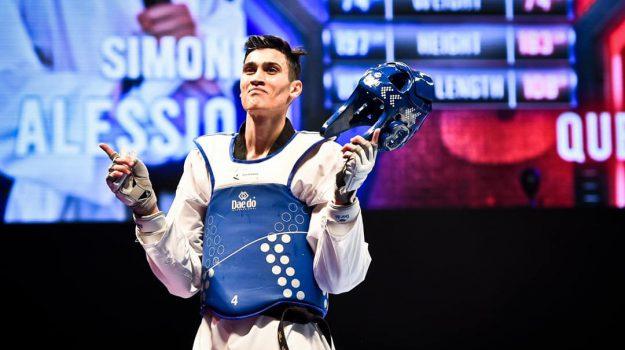 arti marziali, olimpiadi, Taekwondo, Tokyo 2020, Simone Alessio, Vito Dell'Aquila, Catanzaro, Calabria, Sport