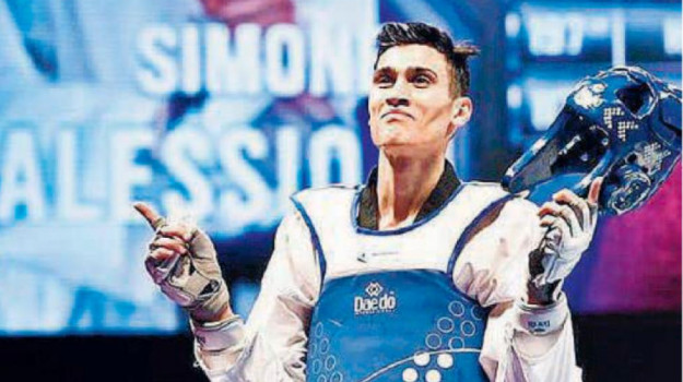 olimpiadi, Taekwondo, Tokyo 2020, Simone Alessio, Catanzaro, Tokyo 2020