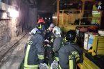 Treno deragliato a Messina ma è una simulazione: le foto dell'esercitazione notturna