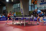 Tennis tavolo, colpo grosso della messinese Top Spin contro l'Apuania Carrara