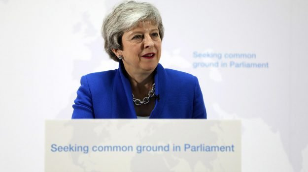 brexit, gran bretagna, Theresa May, Sicilia, Mondo