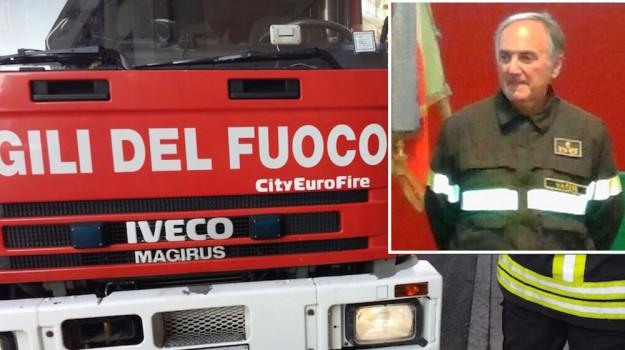 vigili del fuoco calabria, Oliviero Dodaro, Calabria, Cronaca