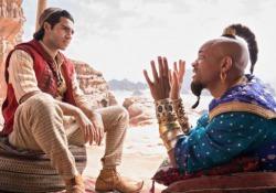 «Aladdin» il film arriva al cinema: trailer Il 22 marzo esce nelle sale italiane il lungometraggio live action del classico d'animazione del 1992 - Corriere Tv