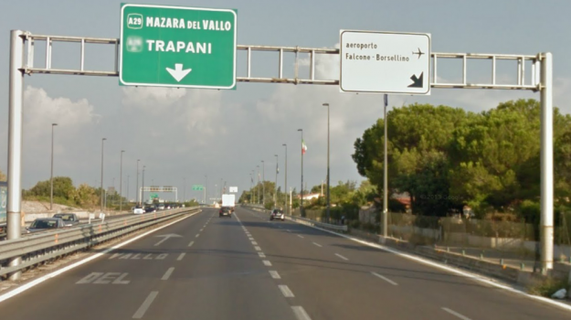 anas, autostrade, bando, Sicilia, Economia