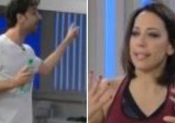 «Ballando», Nunzia De Girolamo allo scontro con Todaro che le intima: «Se non ti fidi la porta è lì» Tensioni durante le prove di 'Ballando con le 'Stelle' - LaPresse