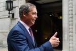Farage, gruppo con la Lega? Non ancora deciso