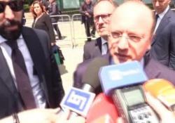 Boccia: «Uscire dalla cultura dell'ansia, lo spread si alza solo per le parole» Il presidente di Confindustria all'assemblea annuale a Roma - LaPresse