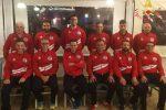 La Calabria protagonista nel campionato di calcio a 5 dei vigili del fuoco