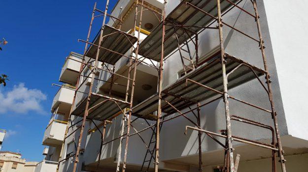cantieri servizi messina, operaio caduto a Messina, Ivan Tripodi, Pasquale De Vardo, Messina, Sicilia, Politica