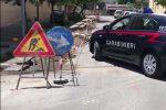 Lavori per la fibra ottica a Messina, minacce agli operai delle ditte: arrestato un geometra - Video