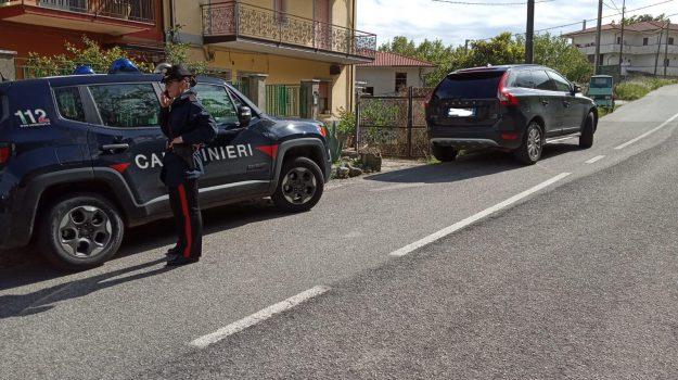 carabinieri, cenadi, incendio in casa, Catanzaro, Calabria, Cronaca