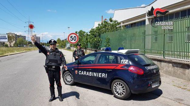 controlli cosenza, multe cosenza, Cosenza, Calabria, Cronaca