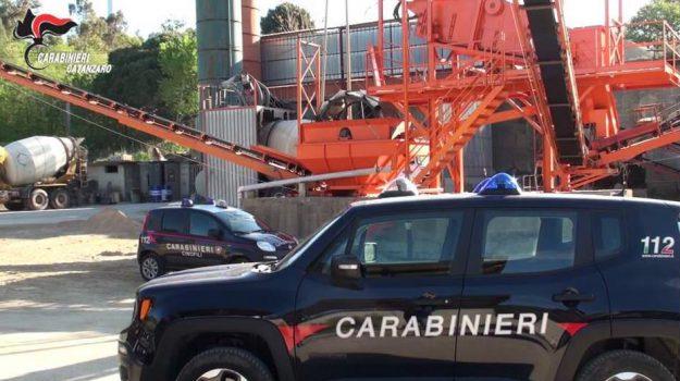 ambiente, carabinieri, grifalco, Catanzaro, Calabria, Cronaca