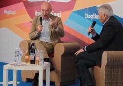 Chiusura Rai Movie, Salini: «Non penalizzeremo il cinema, sarà solo più diffuso sulle reti» L'ad è intervenuto al festival della Tv di Dogliani - LaPresse