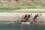 Barca si ribalta in un fiume della Cina, dieci morti e otto dispersi