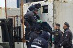Gioia Tauro, il porto della cocaina dal Sud America: nuovo sequestro da 50 chili