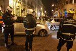 Controlli a Messina: 35 veicoli rimossi, due denunciati per disturbo alla quiete - Foto