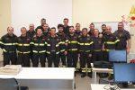 Lamezia, corso per soccorso di secondo livello per i vigili del fuoco