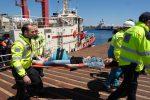 Naufraghi ed evacuazione delle spiagge, a Messina una nuova fase dell'esercitazione - Foto