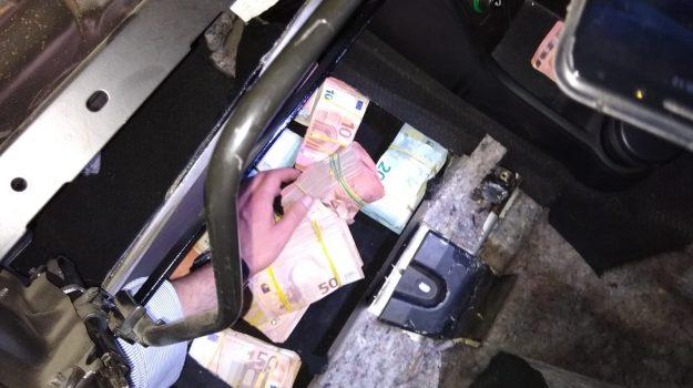 guardia di finanza gioia tauro, sequestro denaro rosarno, Reggio, Calabria, Cronaca