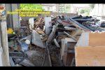 Auto, elettrodomestici, tubi a Vallone Mariannazzo: sigilli a una discarica a Reggio Calabria