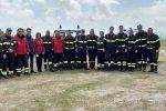 Lamezia, concluso il corso interprovinciale per le patenti di guida dei vigili del fuoco