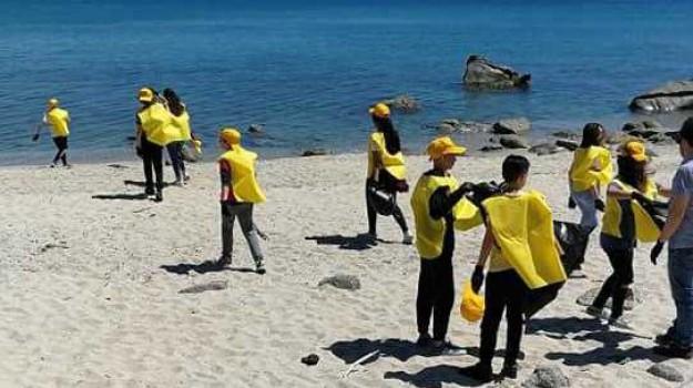 legambiente calabria, spiagge e fondi puliti 2021, Anna Parretta, Calabria, Cronaca