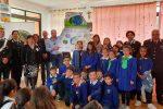 La biodiversità a scuola, i carabinieri premiano gli alunni del Cosentino