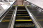 New York come Roma, fuori uso le scale mobili della metro