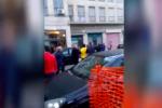L'evasione dal carcere di Cosenza e l'arrestato in centro, il video dopo la cattura