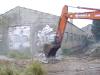 Zona Falcata a Messina, completata la prima fase di demolizione