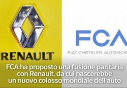 Fca-Renault, ecco i numeri del nuovo colosso mondiale dell'auto In caso di fusione nascerebbe il terzo gruppo al mondo - Corriere Tv