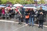 """In migliaia sotto la pioggia a Paravati per la festa di """"Mamma Natuzza"""""""