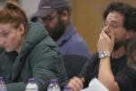 Game of Thrones: il pianto di Kit Harington mentre legge il copione dell'ultimo episodio
