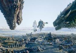 Game of Thrones: tutta la serie in poco più di un minuto Un omaggio che probabilmente emozionerà tutti gli appassionati della serie appena conclusa - D