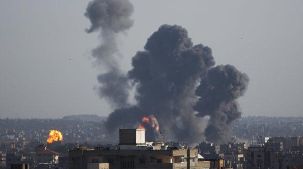 bilancio delle vittime, corpo esanime, gaza, israele, jihad, Seba Abu Arar, Sicilia, Mondo