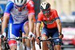 Giro d'Italia, ottimo quarto posto di Nibali nella crono di Riccione