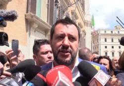"""Governo, Salvini: lettera Ue? """"Prima devo leggerla, sicuramente non aumenteremo le tasse"""" Lo ha detto il ministro dell'Interno ai cronisti alla Camera - CorriereTV"""