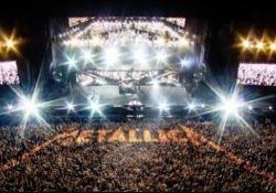 I Metallica suonano «El Diablo». L'omaggio a sorpresa ai Litfiba Cover d'autore per la bande Usa, in concerto all'Ippodromo di Milano - Corriere Tv