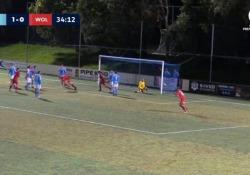 Il gran gol nel campionato australiano Una rete così non si vede ogni giorno - CorriereTV