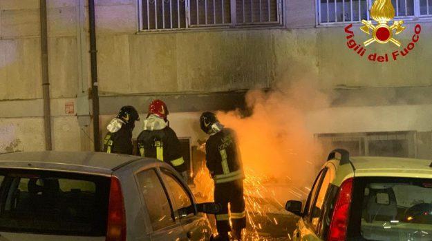 incendio cosenza, Cosenza, Calabria, Cronaca