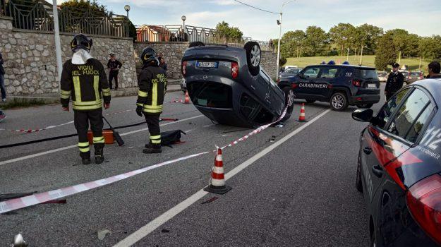 chiaravalle centrale, incidenti, Catanzaro, Calabria, Cronaca