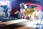 Terribile incidente a Taormina, si schianta su un muro in autostrada: muore un uomo di Scicli