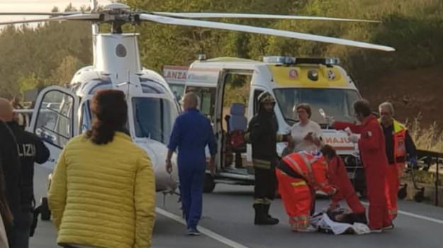 incidenti, motozappa, paola, Cosenza, Calabria, Cronaca