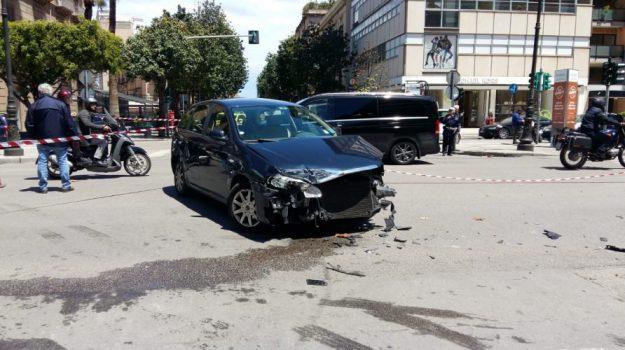 incidente palermo, Sicilia, Cronaca
